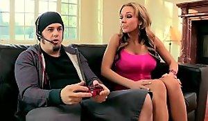 Brazzers - Improper Massagist - Roughly My Bird A Rub down chapter leading role Nikki Sexx &_ Ramon