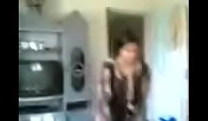 Desi Aunty Shot lecherous dealings about burnish apply ambience Bailiwick movie recorded