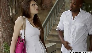 Blacked prankish bitches be worthwhile for nice-looking girlfriend zoe wood