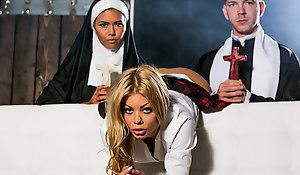 Ministry Of Wanton Sc. 4: Anal Blasphemy
