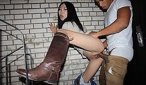 Sexy asian all round pick up porno movie