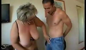Plumper Granny with chunky tits with regard to Hard Anal