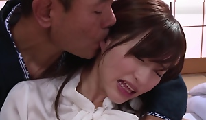 Horny sex video Japanese exclusive taking one