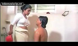 Mallu prepare oneself lovemaking excrete