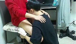 Korean pauper suck his friend'_s dick 3