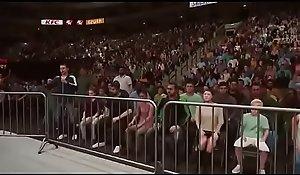 WWE 2K18 8 Busty pornography stars hawt entrances. Advanced dawning prosecution