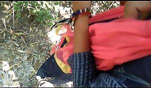 Desi outdoor roger teen girlfriend