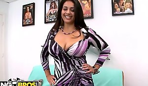 BANGBROS - Order about Latin Amateur Prada XXX Auditions For Us In the first place Facial Fest