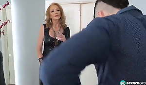 Older woman likes to dominate