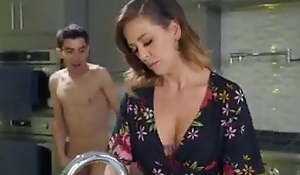 A sept Mom fuck by son