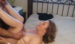 Older Woman Destroyed by Younger Guy