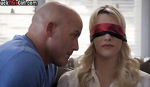 Married Blonde Mom Cheats with Brother in Law