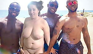 Kawk36s Big knocker wife is a slut for black cock