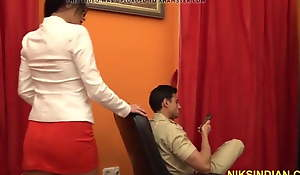 Indian Police Officer Screwed Hot Indian Girl XXX