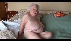 Abuela de 78 años penetrada por friends far de su esposo LustyGolden Colombia