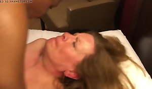 Big black cock Fucked Amateur American Granny to Orgasm