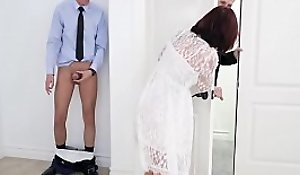 Son Makes Sure Mama Doesn't Succeed in Married- Ryder Skye