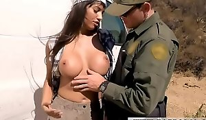 Insensible to open-air pasty latin smuggler mercedes carrera was