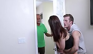 Brother and Sister Cum To Peace- Michele James