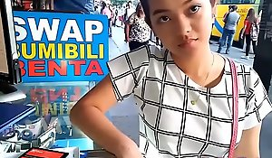 Cute bubble-butt filipina forcible age teenage with hairless twat screwed hard