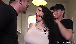 Pretentiously love bubbles alt thrall acquires anal-copulation fucked