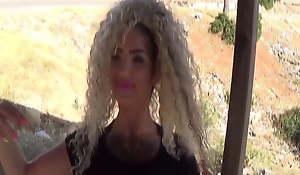 SUGARBABESTV: Greek Spokesman  Evelina Chivu