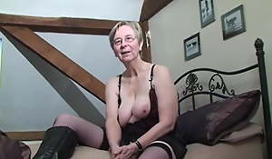 UK Granny Kim Acquires Analized away from BBC