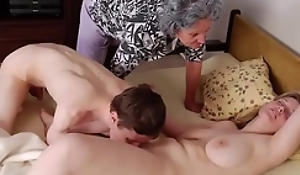 OmaHoteL Grannies Enhanced by Grown-up Fucktoys Compilation