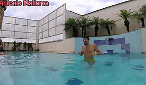 Fucking A Brazilian MILF Picked Everywhere From The Swimming Pool