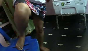 telugu aunty affair with uncle when husband not in home