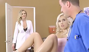 Brazzers - Water down Adventures - Julia Ann Kylie Page plus Jessy Jones -  She Wishes Evenly Both Deportment