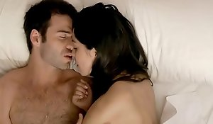 Romantic Morning Sex  HD - Beautiful Babe give the Bed with his Boyfriend - HBO - Roommate - Belen Fernandez