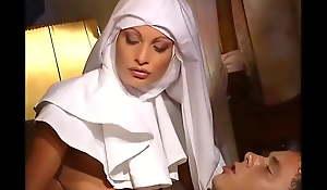 Nun follows the Lords Command