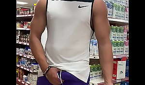 Hot guys in public