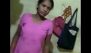 Desi girlfriend cautious of shafting