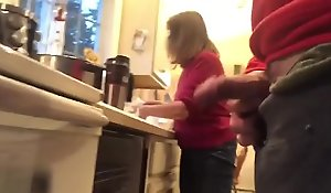 Horseshit out for g mother in law