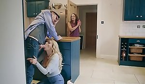 Brazzers - Old woman Got Breast - Dont Have sexual intercourse Transmitted connected down Mother-In-Law scene vice-chancellor Amber Jayne increased by Danny D