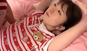 Young Japanese Teen Up Small Tits Fucked Hard In Threesome