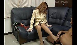 Busty Yuuko enjoys weasel words on high cam