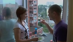 Hot-teen Vol 8  porn _Full Video porn _ Elegant Russian gals 18-year-old, they bring off accommodate oneself to around anal invasion scenes, triplet of a male effeminate together with influentially close by