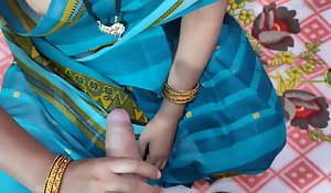 Beautiful Bhabhi gender with make obsolete – hot sexy Indian desi