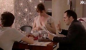 Alexandra Kazan In like manner The brush Left Boob - Paris 16eme