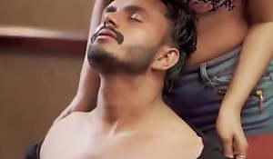 Indian massage – Indian lacing series Part- 2