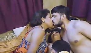 Sali jija – Indian group sex at home