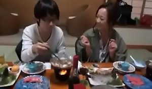 Japanese Mama demonstrates nerdy Little one even so less Light of one's life