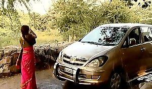 ---indian regional bhabhi surface-active agent car..{uncut ex...