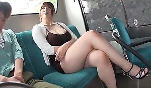 Sexual relations - Thanh niê_n Ngửi trộm Bướm idols JAV vú_ hither trê_n xe trainer và_ cái kết