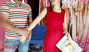 YourPriya hard sex nigh cousin-brother Hindi sex roleplay