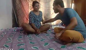 Desi 18yrs high school girl Sex With Teacher, clear audio