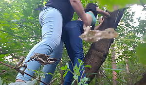 Hardcore lesbian sex at hand the forest - Lesbian-illusion